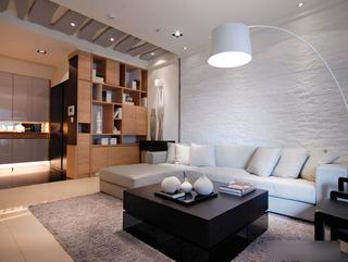 新中式三居室装修 很有品味的设计2/5