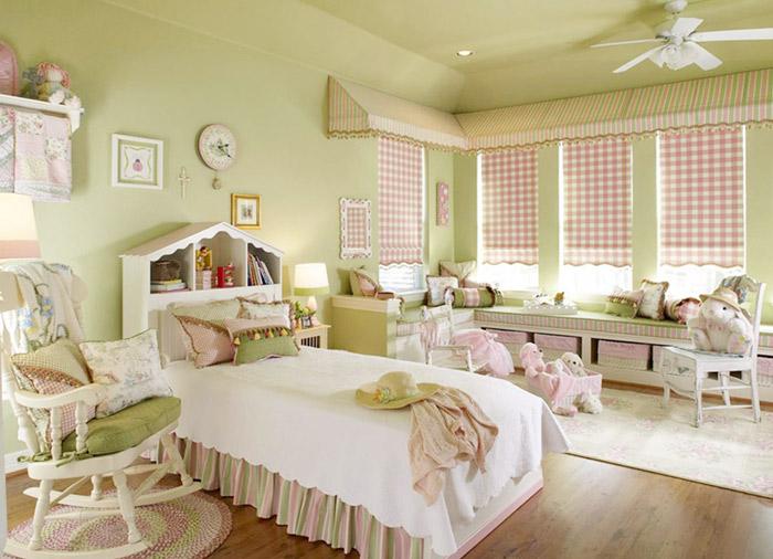 欧式风格另类儿童床图片