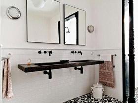 空間隨意性 18個衛浴掛件效果圖