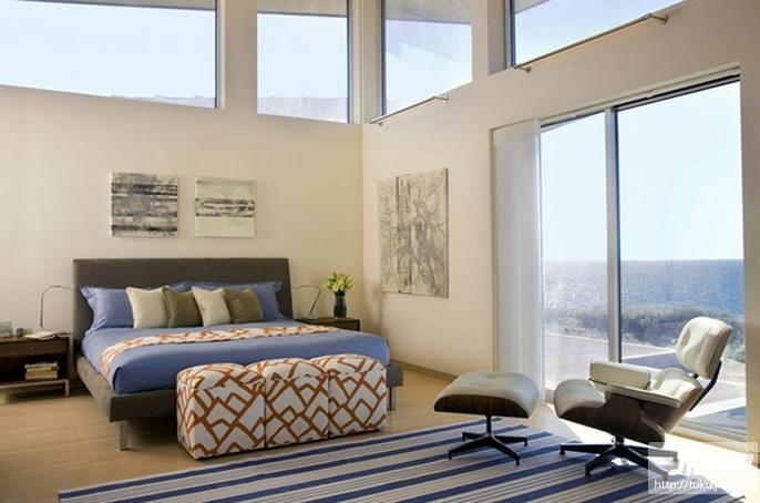 宁兴上尚湾中式古典二居室装修效果图