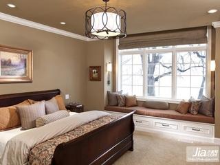 欧式卧室装修效果图装修图片
