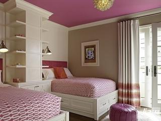 欧式卧室装修效果图装修效果图