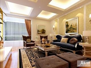 最新室内家居装修,欧式客厅软包电视背景墙大全装修效果图