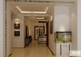 新中式风格中式四居装修图片