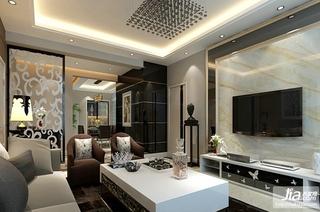 12万装华侨城175平3居体现高品质生活格调装修效果图