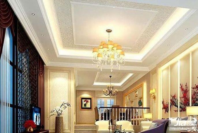 黄色暖家居装修装修图片