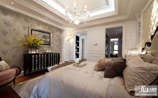 花样洋房 时尚大气卧室装修图片