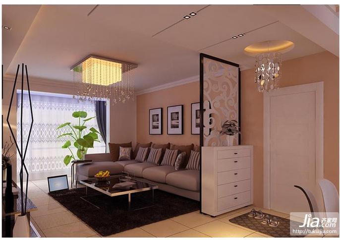 家居 起居室 设计 装修 686_484