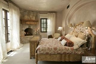简约风格婚房卧室装修装修效果图