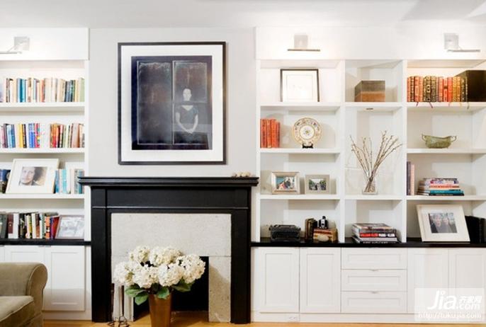 小户型客厅收纳柜装修效果图装修效果图