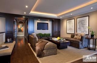 130㎡三室两厅装修效果图大全2012图片装修效果图