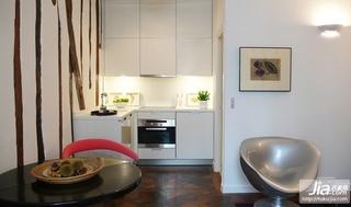 40平米小户型简约风格厨房装修效果图大全2012图片装修图片