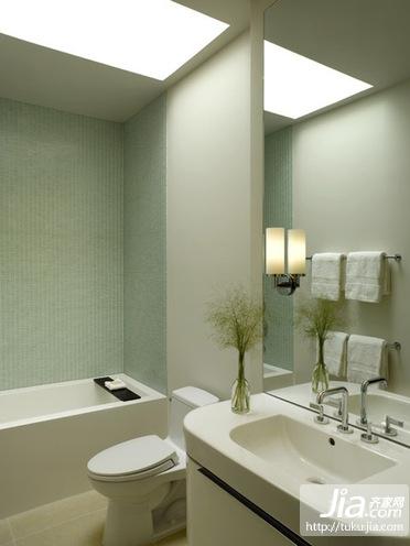 17万打造现代风格二居装修效果图大全2012图片装修图片