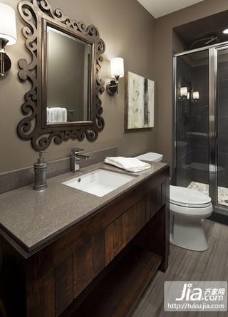 卫浴合集装修图片