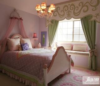 阁楼卧室书房装修装修效果图