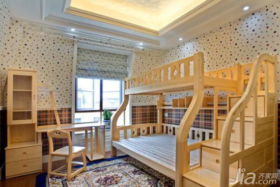 儿童房吊顶装修效果图欣赏
