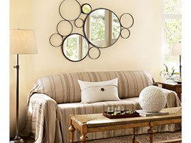 个性田园风 17张特色沙发背景墙设计图