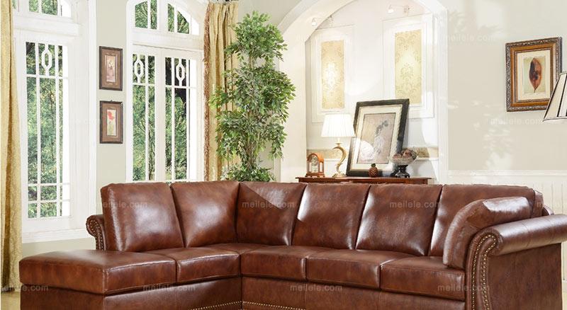 美式风格大气沙发效果图