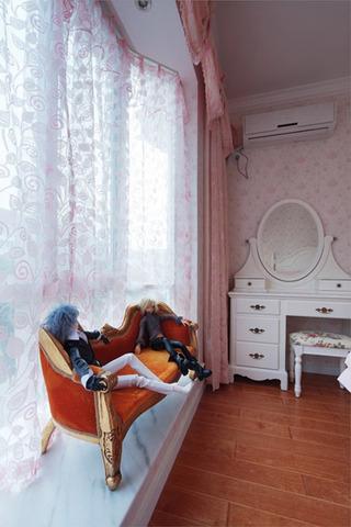 欧式风格奢华130平米阳台婚房家装图片