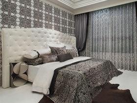 给你安心好睡眠 15款简约床头软包设计