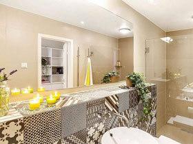 18款卫浴挂件设计 打造整洁清新卫浴间