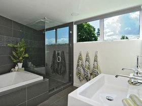 打造简约明亮卫生间 16款时尚卫浴挂件图
