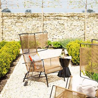 简约风格简洁花园装修
