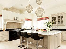 21款厨房吊灯图片 造漂亮烹饪空间