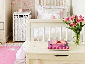 18款壁纸效果图 打造小清新儿童房