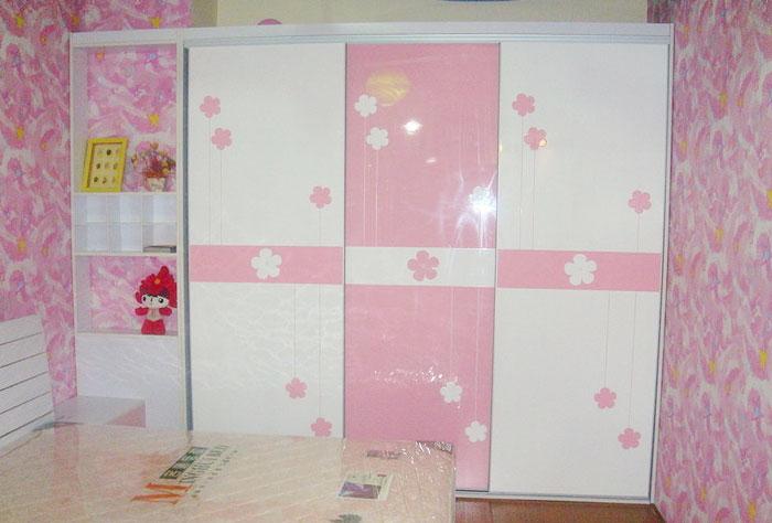 韩式风格实用衣柜设计图