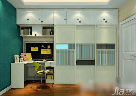 6款现代风格卧室衣柜推荐 清新时尚图片