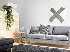 个性沙发背景墙效果图 16款特色客厅欣赏