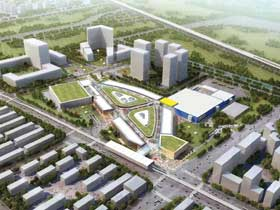 北京首座英特宜家购物中心年底将开业