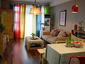 15张简洁沙发背景墙设计图 感受舒适宜家风