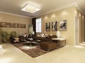20张宜家沙发背景墙图片 简洁舒适