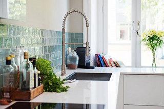 简约风格简洁厨房瓷砖图片