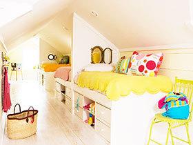 17款地板设计图 布置温馨儿童房