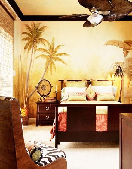 黄色卧室壁纸壁纸图片