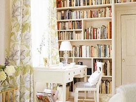 16款木質書架 布置最文藝書房間