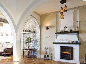 古典地中海风情别墅装修 让每天生活都想度假