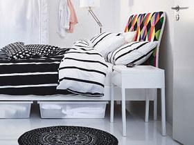 给卧室提供便利 16款宜家床头柜效果图