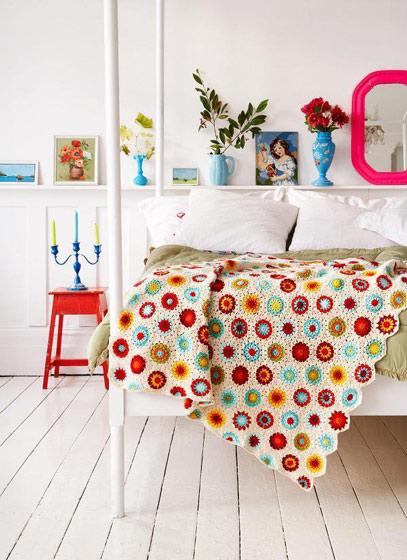 宜家风格时尚床头柜图片