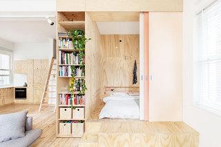 实用卧室隔断隔断设计