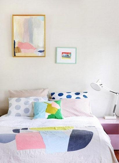 简约风格简洁卧室设计图