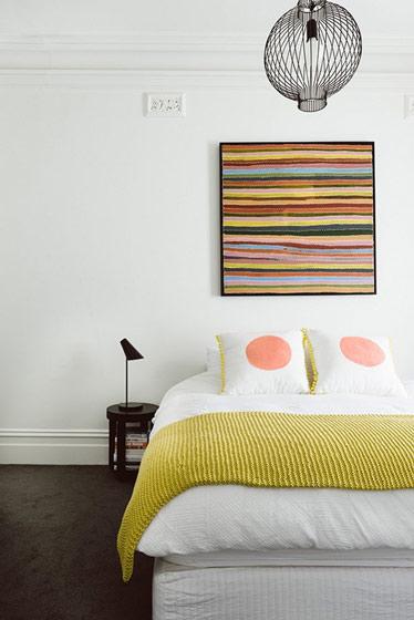 简约风格简洁卧室装修图片