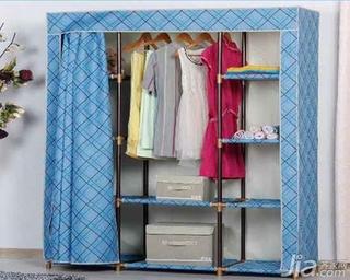 布艺衣柜安装步骤 布艺衣柜安装技巧