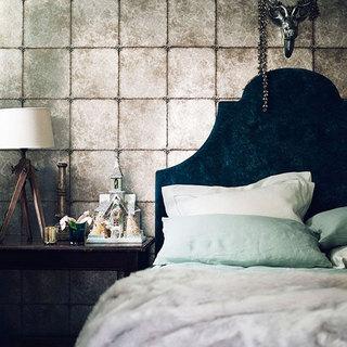 大气卧室壁纸效果图