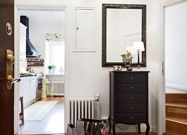 单身公寓温馨5 10万40平米装修效果图高清图片