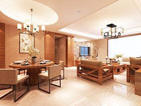 13张客厅与餐厅过道设计图 简洁时尚