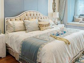 华丽且舒适 17款欧式床头软包效果图